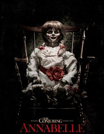Annabelle (2014) Hindi Dubbed Download 480p