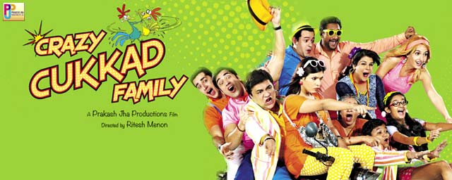 Crazy Cukkad Family (2015) Hindi Movie Mp3 Songs Download