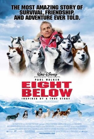 Eight Below (2006) Hindi Dubbed Free Download 150MB