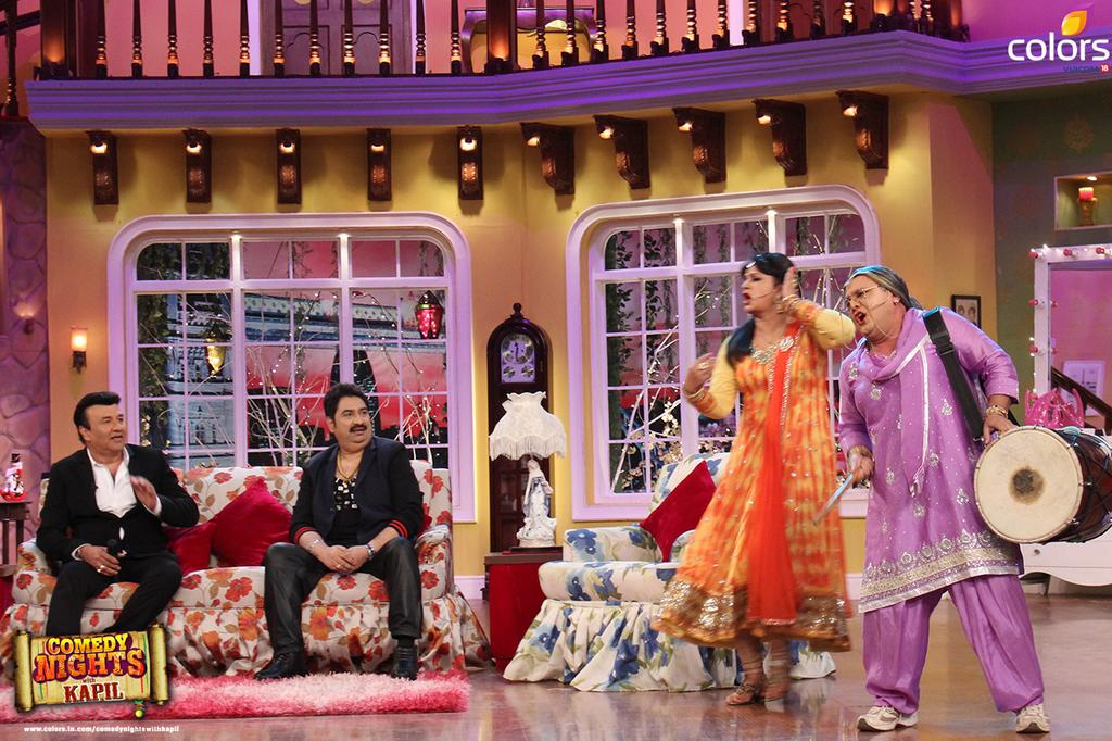 Comedy Nights With Kapil 22nd March (2015) 480p 150MB