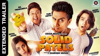 Solid Patels (2015) Hindi Movie Official Trailer 720P