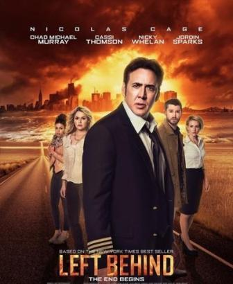 Left Behind (2014) 200MB HD Movies Download 480p