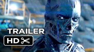 Terminator: Genisys (2015) English Movie Official Trailer 2 Watch Online