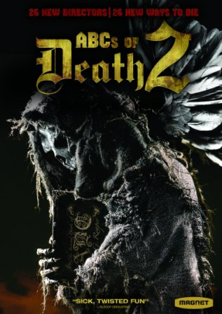 The ABCs of Death 2 (2014) 250MB English HD 480p
