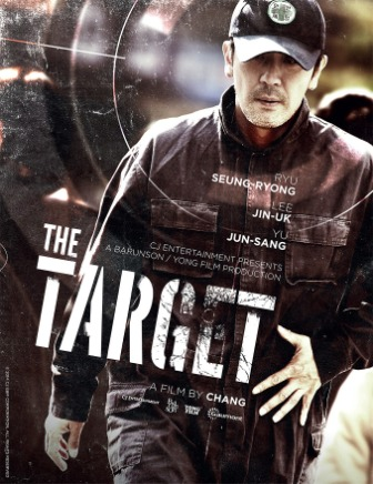 The Target (2014) Hindi Dubbed 250MB 480P Download