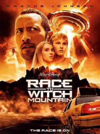 Race to Witch Mountain (2009) 200MB Dual Audio 480p