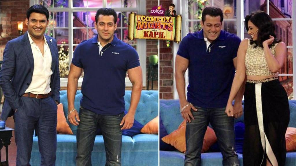 Comedy Nights With Kapil 12th July (2015)