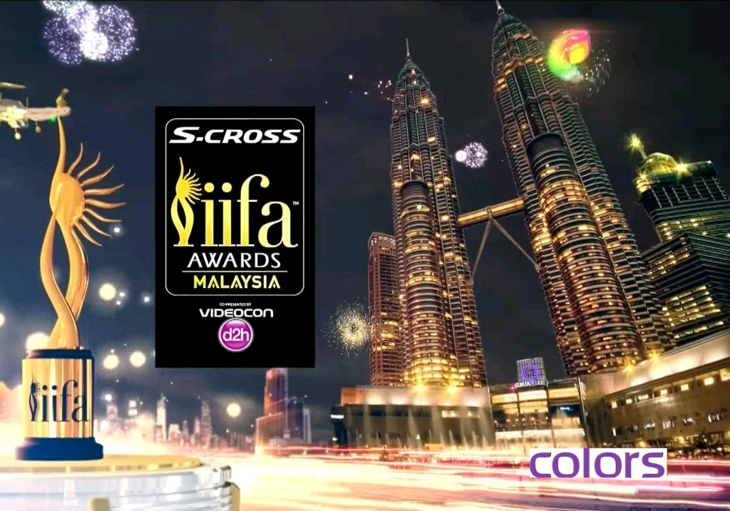16th IIFA Awards (2015) HDTVRip 400MB