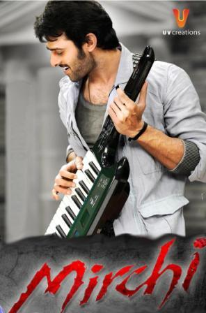 Mirchi (2013) Telugu Movie 160MB BRRip In Hindi