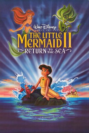 The Little Mermaid 2 (2000) Hindi Dubbed 350MB 720P Download