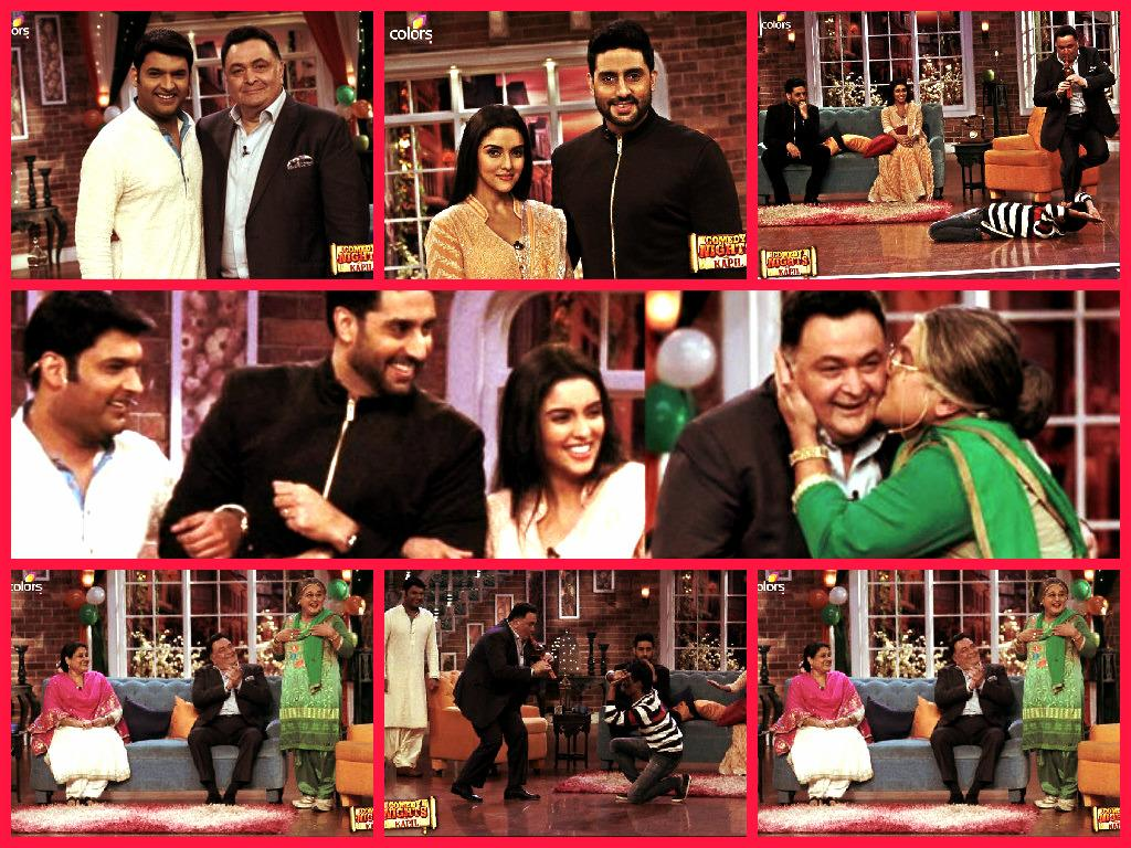 Comedy Nights With Kapil 23rd August (2015) Episode 173