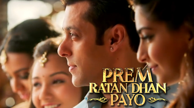 Prem Ratan Dhan Payo (2015) Hindi Movie 400MB Downlaod