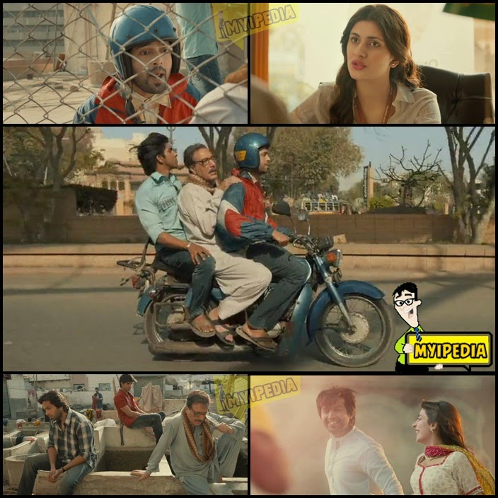 Na Maloom Afraad  theatrical trailer released 2014 pic 2