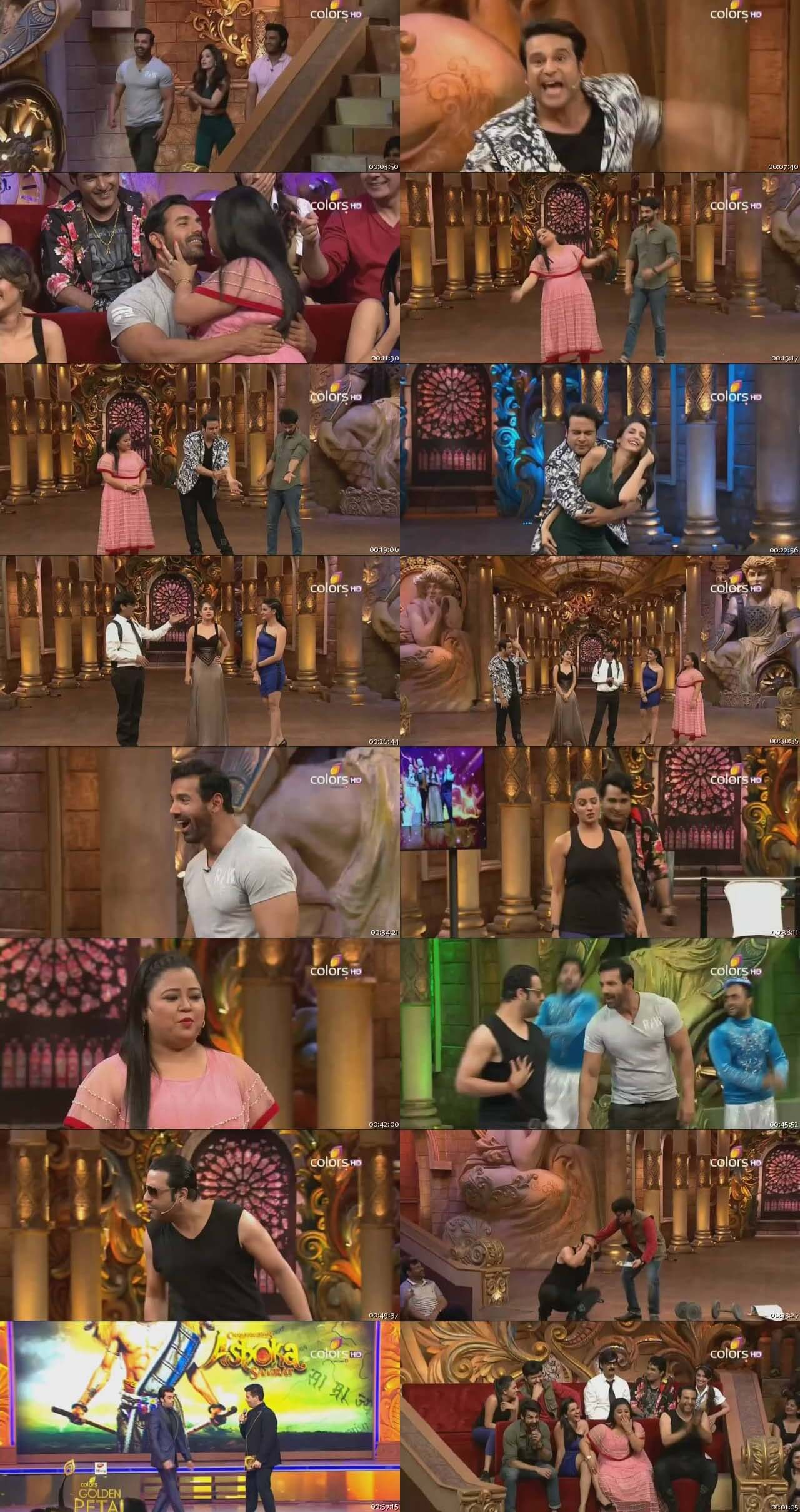 Comedy Nights Bachao 26th March 2016 Episode 29-1
