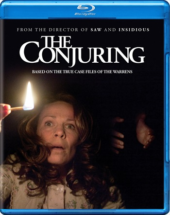 The Conjuring 2013 Hindi Dubbed HDrip 480p