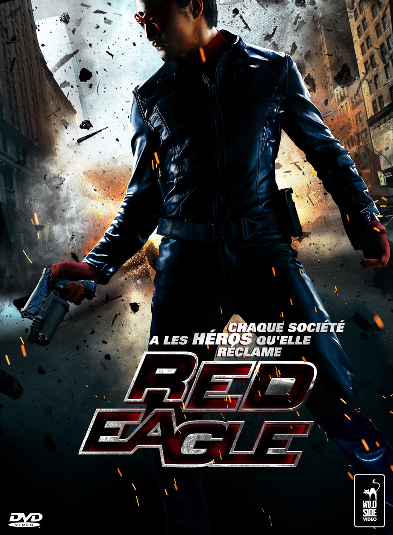 Red Eagle (2011) Hindi Dubbed BlueRay 720p