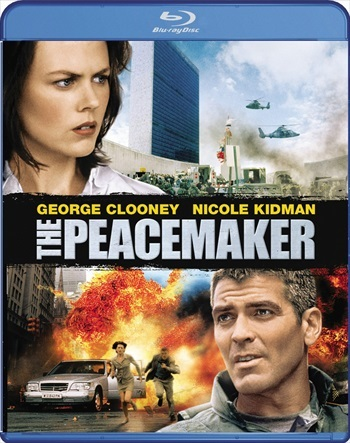 The Peacemaker 1997 Hindi Dubbed BluRay 480p