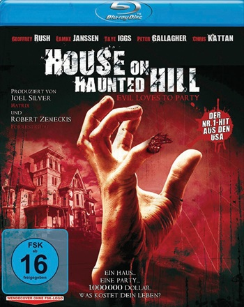 House on Haunted Hill 1999 Hindi Dubbed BluRay 200MB