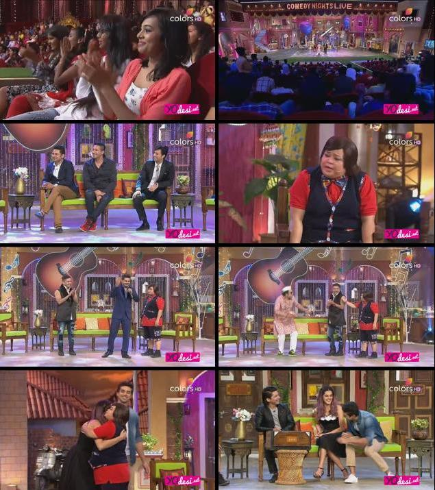 Comedy Nights Live 26 June 2016 HDTV 150MB-2
