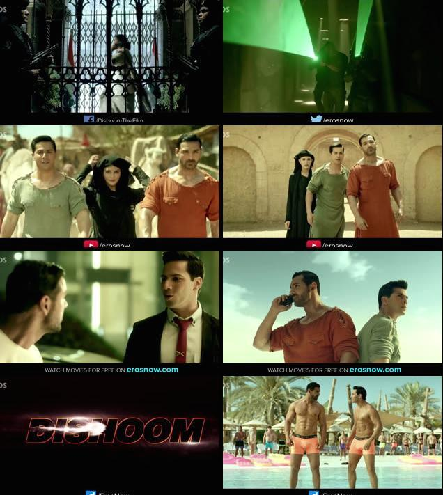 Dishoom 2016 Official Trailer 720p-2