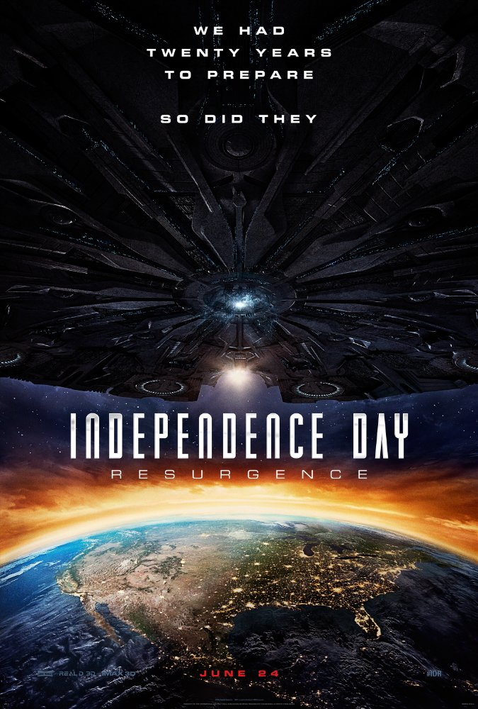 Independence Day Resurgence 2016 Dual Audio HDTS 650MB