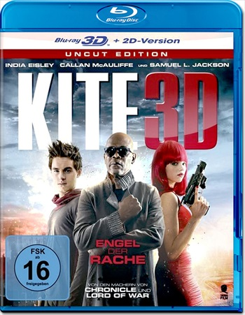 Kite 2014 Hindi Dubbed BluRay 200MB