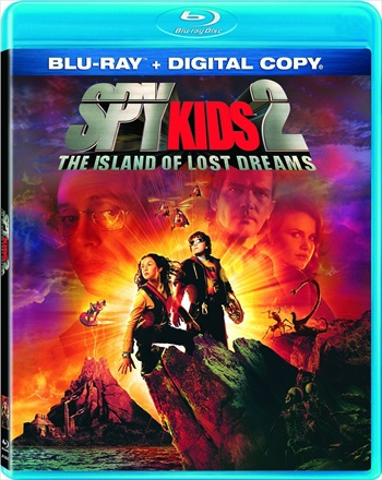 Spy Kids 2 2002 Hindi Dubbed BluRay 350MB