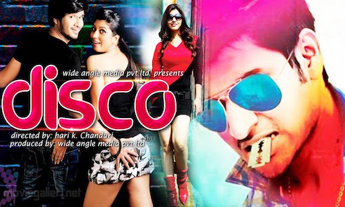 Disco 2016 Hindi Dubbed HDRip 400MB
