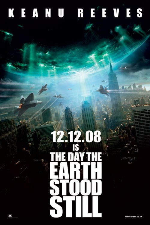 The Day The Earth Stood Still 2008 Dual Audio BRRip 720p