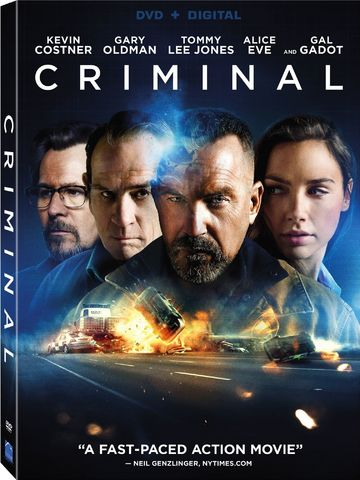 Criminal (2016) Dual Audio Hindi 480p 300mb