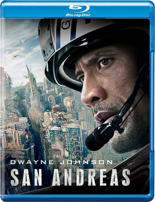 SAN ANDREAS (2015) Hindi Dubbed BluRay 500mb