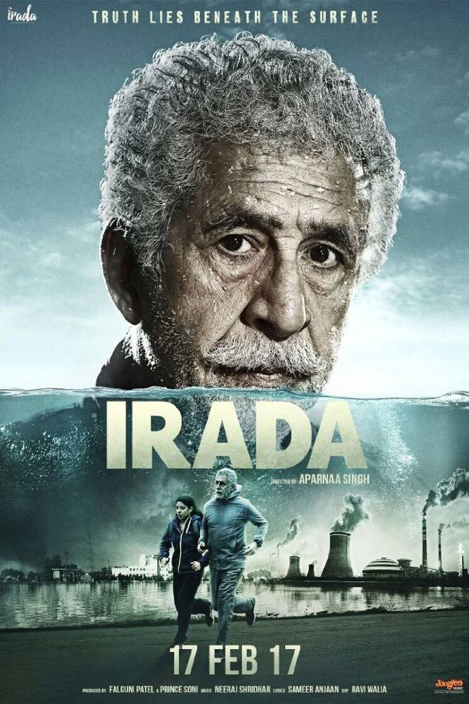 Irada (2017) Hindi Movie DVDScr 700MB