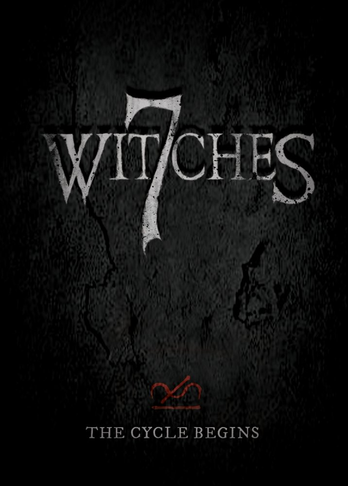 7 Witches (2017) English 720p WEBDL 300MB