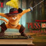 Puss in Book Trapped in an Epic Tale 2017 English 720p x264 300MB