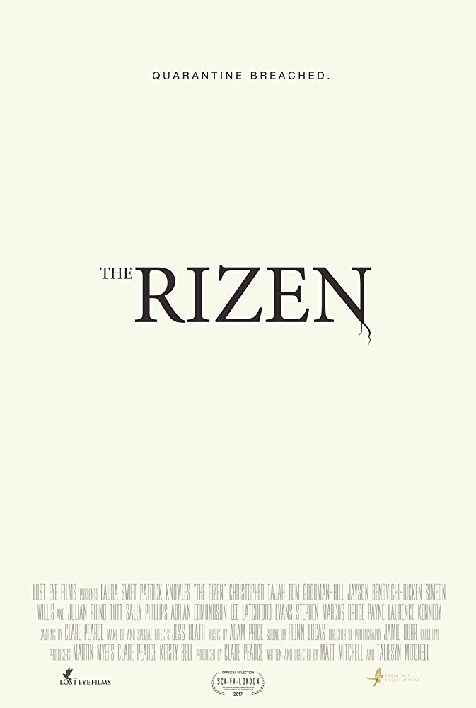 The Rizen (2017) English