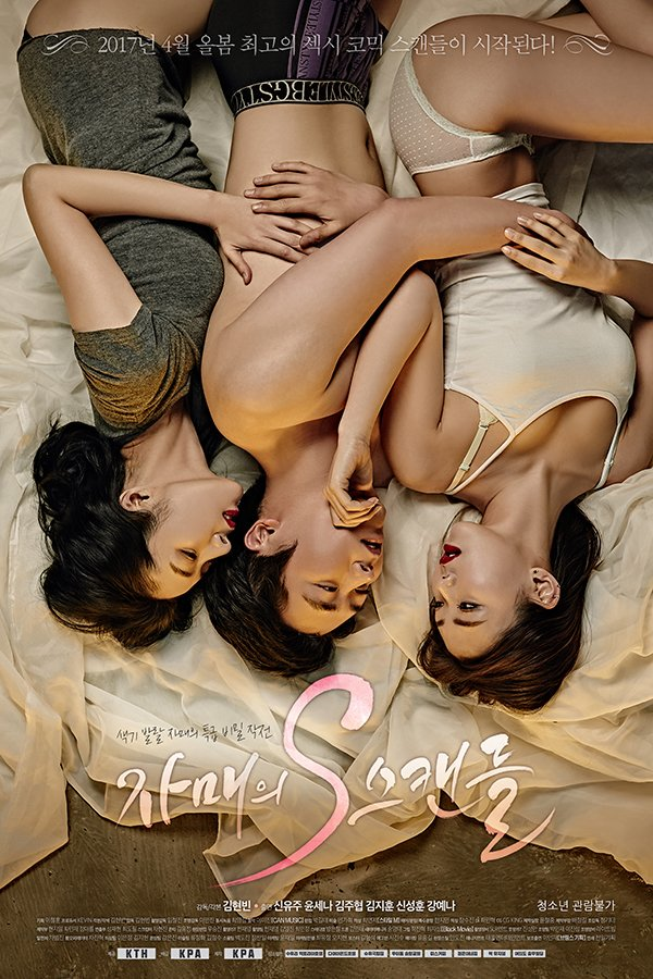 The Sisters' S-Scandal (2017) Korean Movie 480p HDRip 999MB