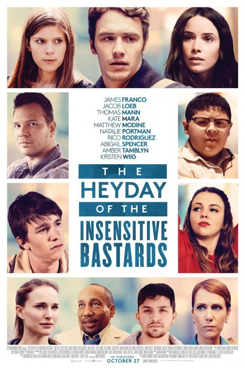 The Heyday of the Insensitive Bastards (2017) English