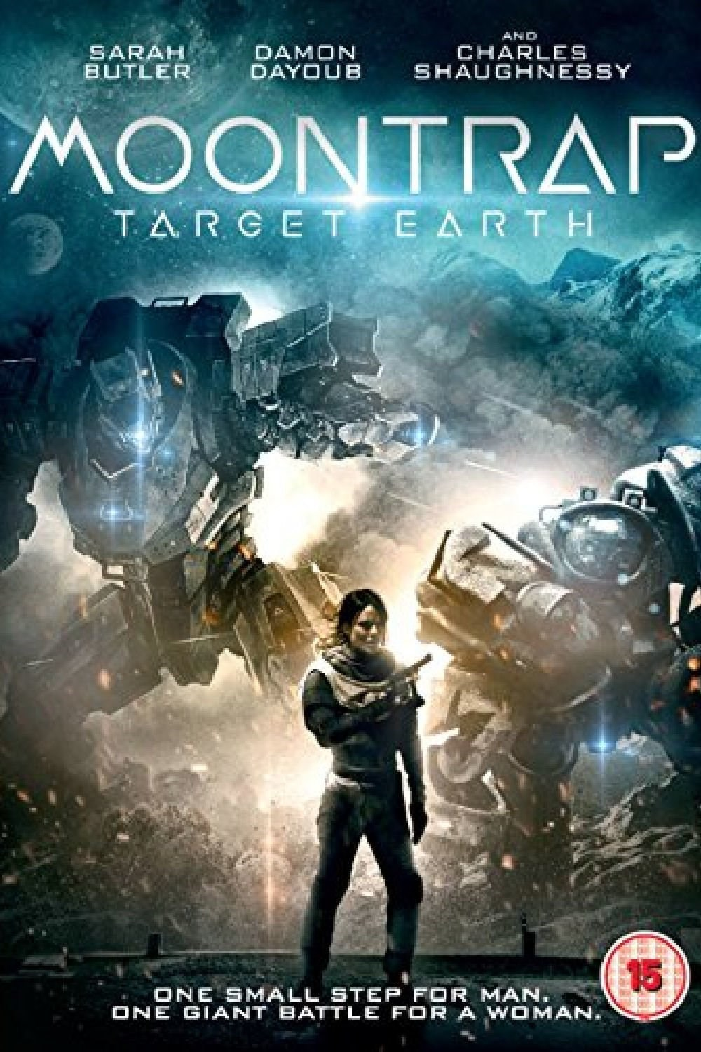 Moontrap: Target Earth (2017) English