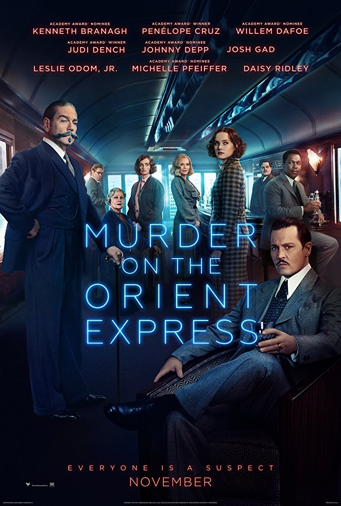 Murder on the Orient Express (2017) English HDCAM 650MB