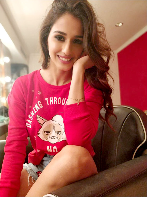 Disha Patani is all set to party in this new photoshoot