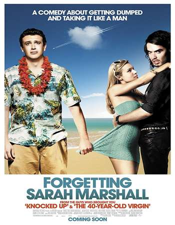 Forgetting Sarah Marshall 2008 Hindi Dual Audio 300MB UNRATED BluRay 480p