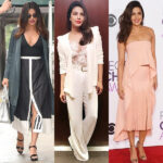 Monday Motivation: Priyanka Chopra's attires are all you want to have a rocking week beforehand