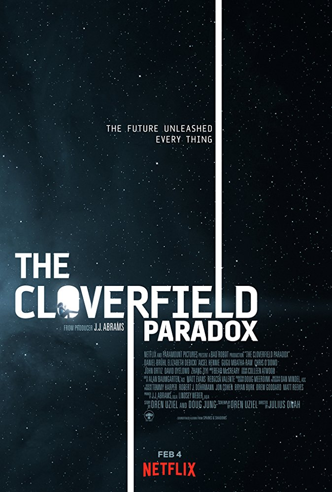 The Cloverfield Paradox 2018 English 250MB WEBRip 480p