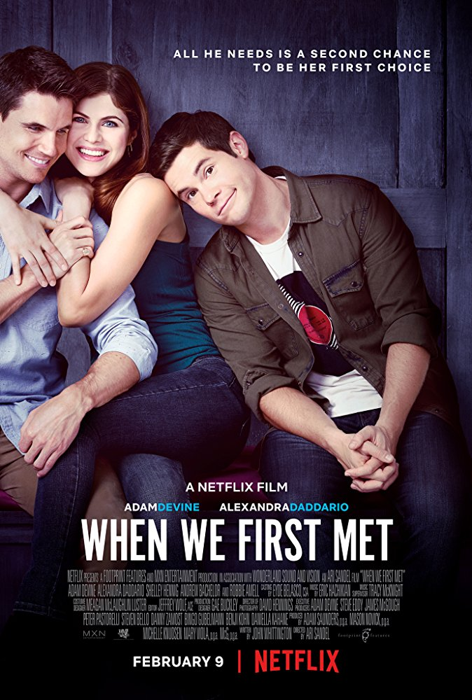 image When We First Met (2018) Watch Online Full Movies For Free