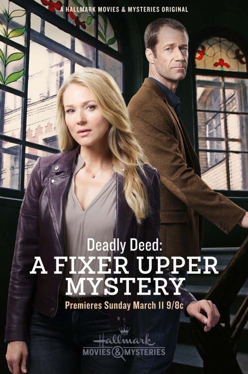 Deadly Deed: A Fixer Upper Mystery (2018) English 850MB BRRip 720p