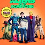 Aliens Ate My Homework (2018) English 700MB BRRip 480p
