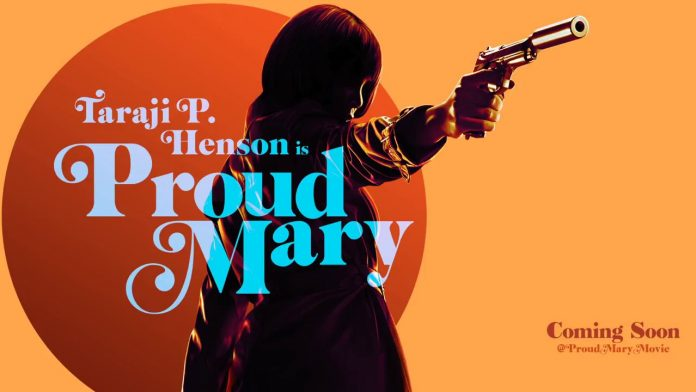 Proud Mary (2018) English HDCAM 900MB