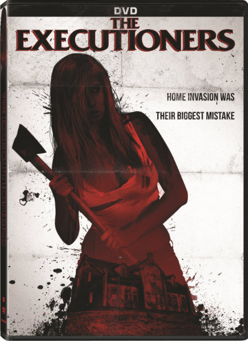 The Executioners (2018) English DVDRip.XviD 900MB