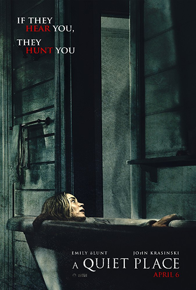 A Quiet Place 2018 English HDCAM 700MB