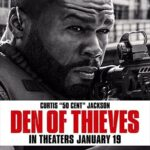 Den of Thieves 2018 English 480p WEB-DL 350MB